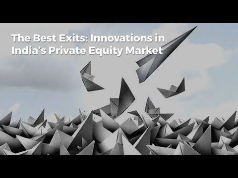 The Best Exits: Innovations in India's Private Equity Market -  Red Ribbon Asset Management Plc