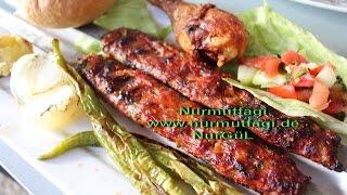 Mangalda Adana sis Kebab tarifi