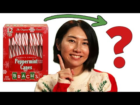 Can This Chef Make Candy Canes Fancy? • Tasty