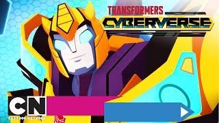 Трансформеры: Кибервселенная | Куб | Cartoon Network