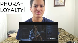 PHORA- LOYALTY (OFFICIAL MUSIC VIDEO) | REACTION