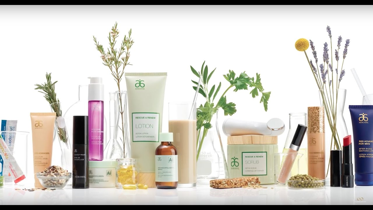 arbonne pure beneficial safe