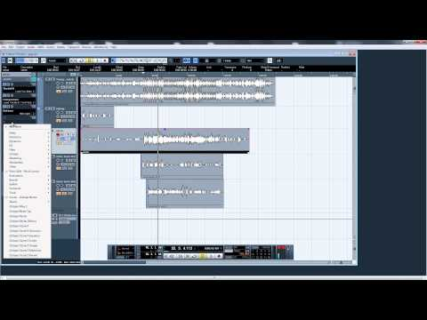 Studio Quality Vocals In Cubase 5 - Mixing ( Updated Tutorial )