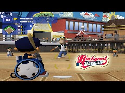 Dolphin Emulator 5.0-1691   Backyard Baseball [1080p HD]   Nintendo GameCube