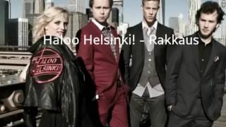 Haloo Helsinki! - Rakkaus