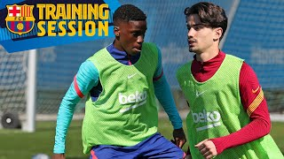 🔥 FIRST TEAM + YOUTH RANKS TANDEM TRAINING 🔥