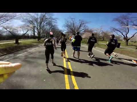 Essex County Cherry Blossom 10k 2017 - Race Footage