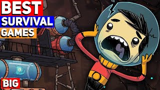 Top 10 Best Survival Games of ALL TIME