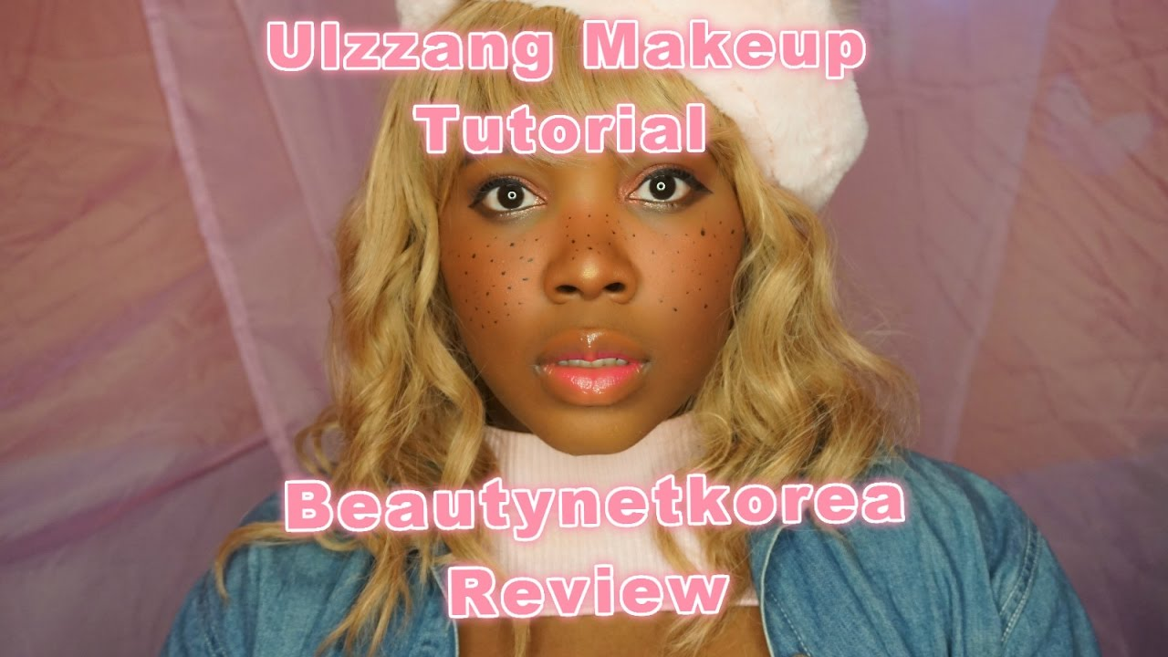 Bratty Brownie: Black Ulzzang Makeup Tutorial & Review