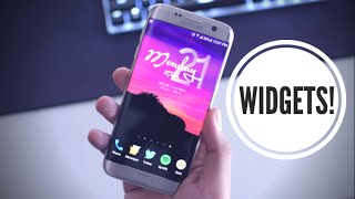 Top 5 Widgets for Android!
