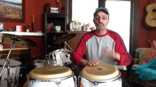 Edgardo Cambon Conga Lessons Caballo Rhythm