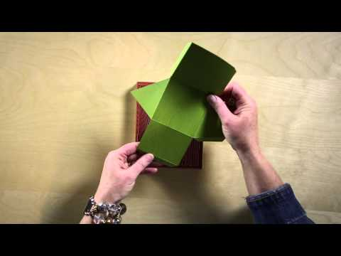How to Make a Paper Tent | Stampin' Up!