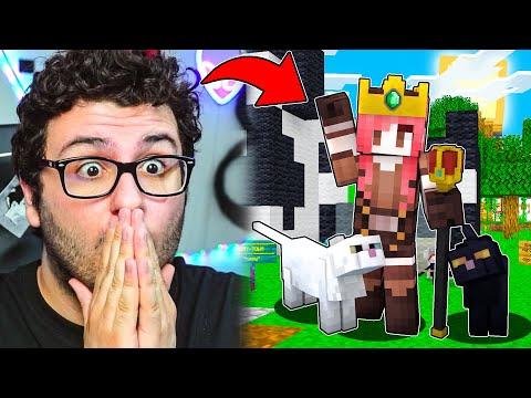 HO FATTO UN REGALO MISTERIOSO alla BIG REGINA nella BIG VANILLA! - Minecraft ITA