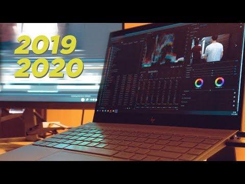 Топ 10 ноутбуков для монтажа видео в Adobe Premiere Pro 2019