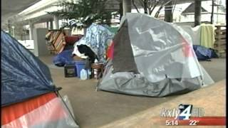 City Formulates Plan To Shutter Downtown Homeless Encampment