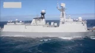 Will the Chinese Type 055 Destroyer be more advanced than the USS Zumwalt?