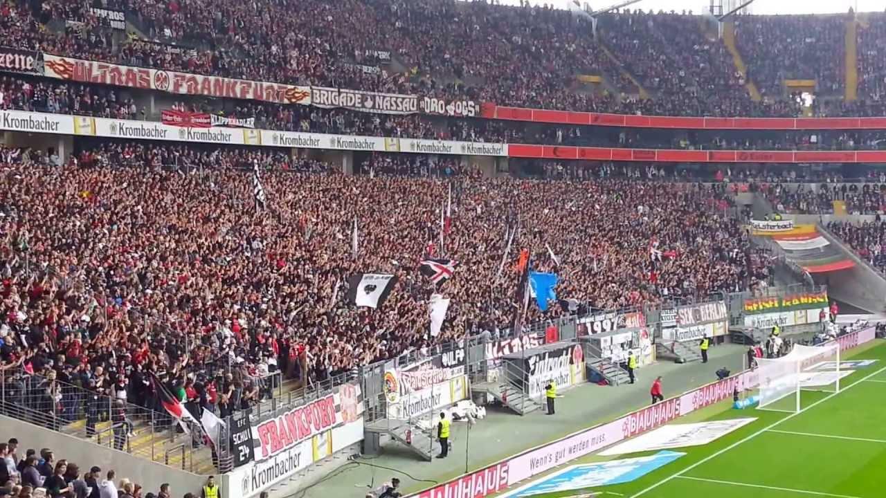 Eintracht Frankfurt Offizielle Website Von Eintracht Frankfurt