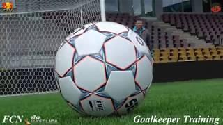 FCN Goalkeeper Training