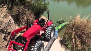 Haiti Rice Farming with GATOR PUMP
