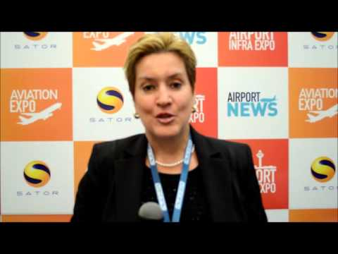 Leticia Monteagudo - Regional Manager International Air Transport Association (IATA)
