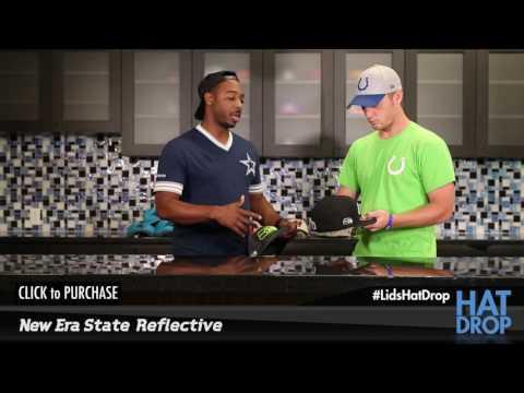 #LidsHatDrop - Episode 6 (All NFL Edition)   Lids Hat Drop