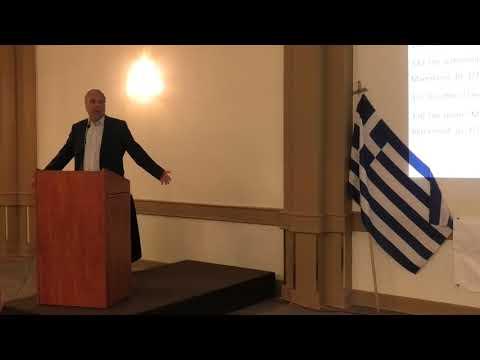 Part IΙ - Ν. Λυγερός: Στρατηγική Ακύρωσης του Προσυμφώνου των Πρεσπών. Οττάβα, 16/04/2019