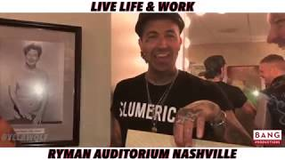 LIVE LIFE & WORK: RYMAN AUDITORIUM NASHVILLE - SOUTHERN MOMMA AN EM COMEDY TOUR!  LOL FUNNY LAUGH