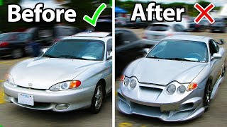 Baixar 7 Car Facelifts That Made Them Worse!!