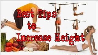 Grow Height | How to increase height Naturally in 2 weeks