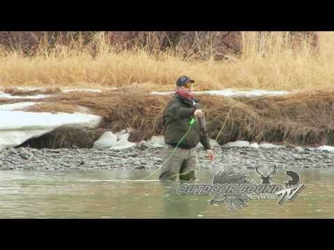 Outdoor Bound TV Episode 39 Alaska Trout