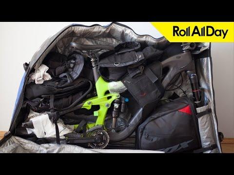Как упаковать велосипед для перевозки в самолете или поезде | RollAllDaу FAQ Bike