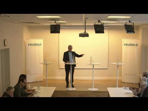 Gunnar Hökmarks inledningsanförande till minikonferans om hur stark den liberala demokratin är