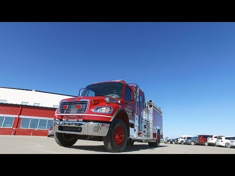 Engineered for the Extreme: Fort Garry Fire Trucks in Winnipeg, Manitoba