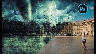Photoshop Storm Action (Free Download)