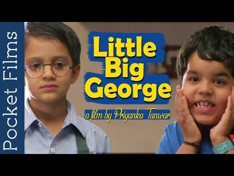 Cute Comedy Short Film - Little Big George | Pocket Films
