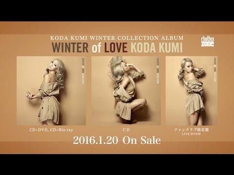 倖田來未 / 「WINTER of LOVE」T...