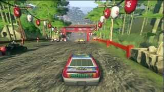 Sonic & All-stars Racing Transformed: Offline Races- Rogue Cup with AGES on Expert