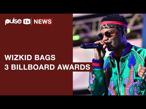 Billboard Music Awards 2017: Wizkid Wins 3 Awards, the First Nigerian to Do So | Pulse TV
