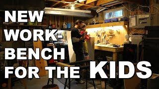 Workbench Time Lapse - Kids' Workbench