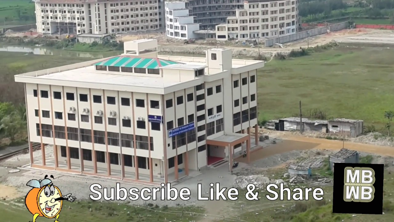 Full NSTU Campus|Noakhali Science & Technology University|Campus Awesome Scenario|নোবিপ্রবি