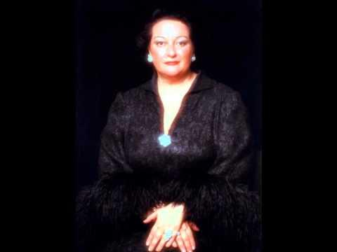 Montserrat Caballé - Bendita Cruz