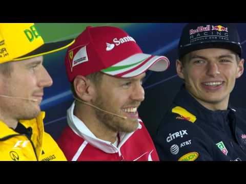 2017 Chinese Grand Prix: Pre-Race Press Conference Highlights
