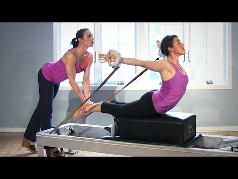 Advanced Pilates Reformer with Kathi Ross Nash PREVIEW
