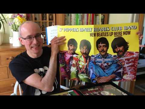 Sgt Pepper's Lonely Hearts Club Band: Unboxing the super deluxe remix box (2017)