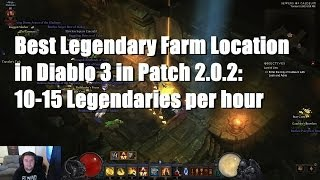 Best Legendary Farm Spot in Diablo 3 in Patch 2.0.2