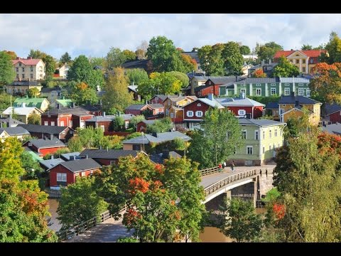 The most beautiful Cities (place) in Finland
