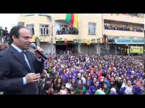 Baydemir; Siverek'te Seçim Bürosu Açılışına Katıldı