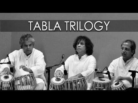 Tabla Trilogy | Zakir Hussain | Yogesh Samsi | Fazal Qureshi | Jugaldiaries
