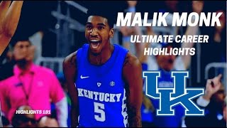 Malik Monk - \