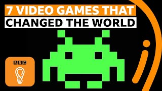 Seven video games that changed the world | BBC Ideas
